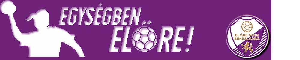 Békéscsabai Előre Női Kézilabda Sportegyesület