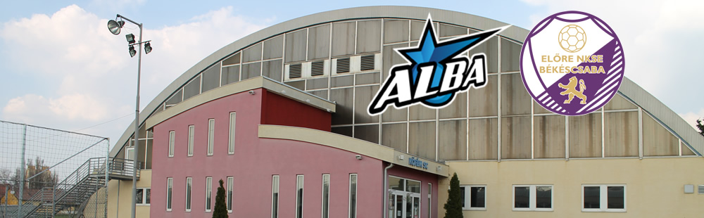 Alba Fehérvár KC – Békéscsabai ENKSE