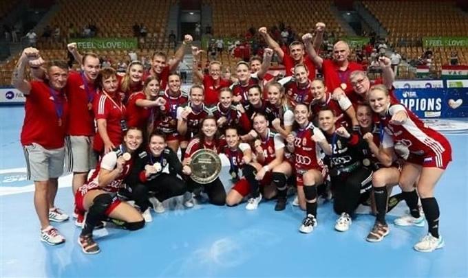 Magyarország - Oroszország 31-22 (17-11)