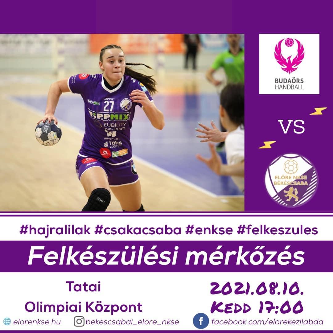 Moyra-Budaörs Handball - EUbility-Group Békéscsabai ENKSE