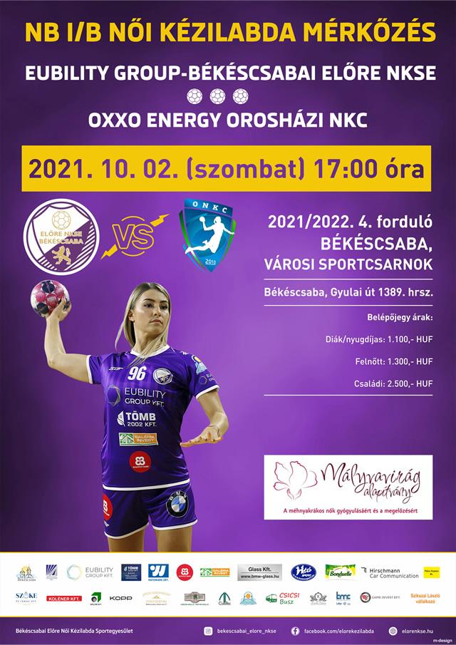 EUbility Group-Békéscsabai ENKSE - Oxxo Energy Orosházi NKC